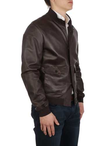 Picture of THE JACK LEATHERS | Men's Wedge Leather Jacket