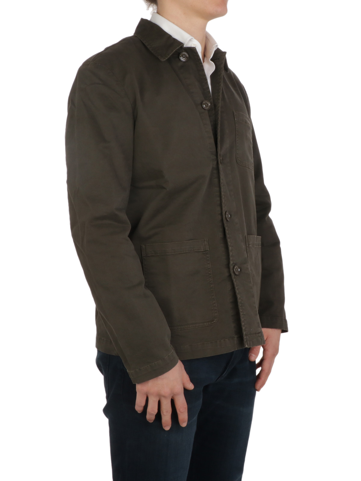 Picture of BROOKSFIELD | Men's Cotton Field Jacket