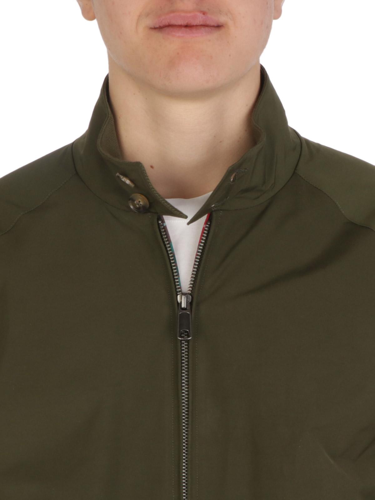 Picture of BARACUTA | Men's G9 Harrington Jacket