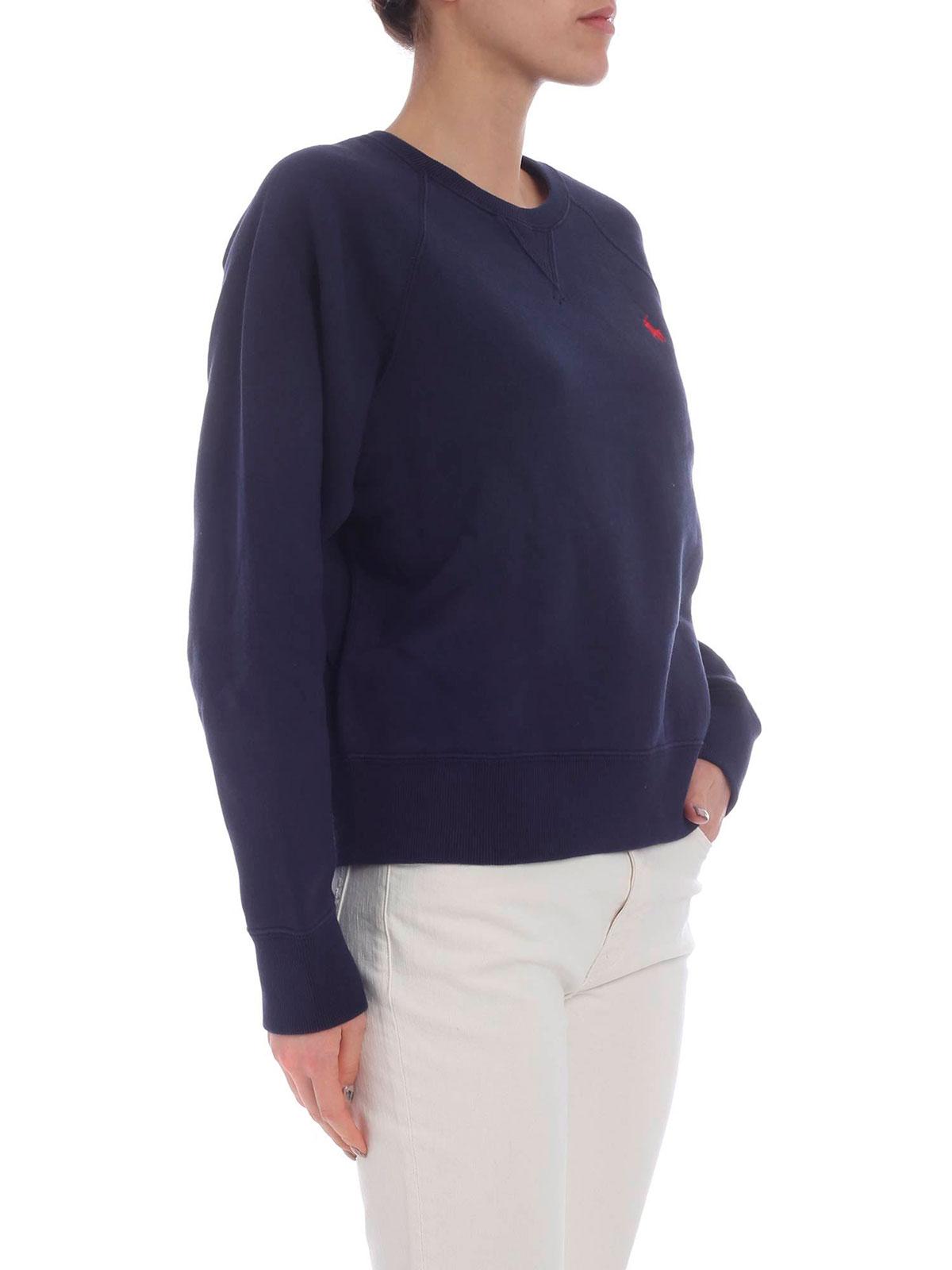 Picture of POLO RALPH LAUREN | Women's Crewneck Sweatshirt