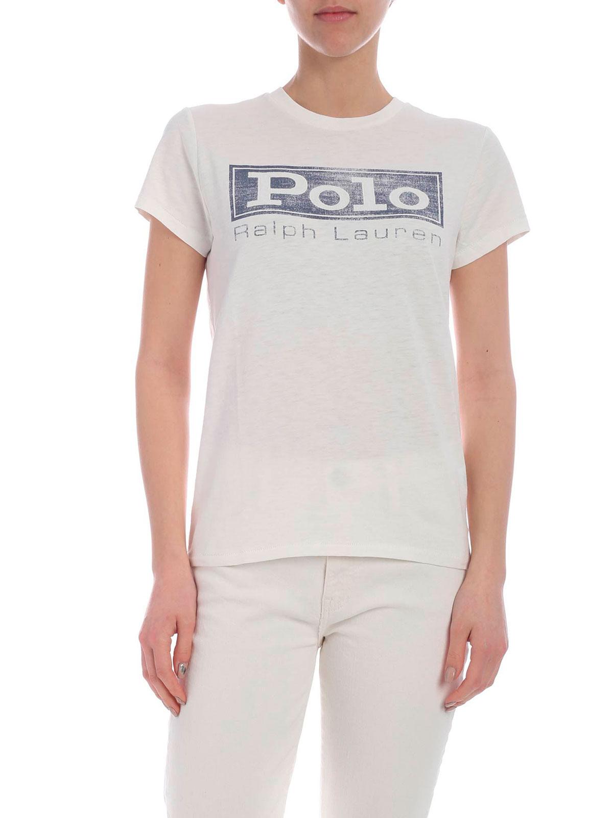 Picture of POLO RALPH LAUREN | Women's Vintage T-Shirt