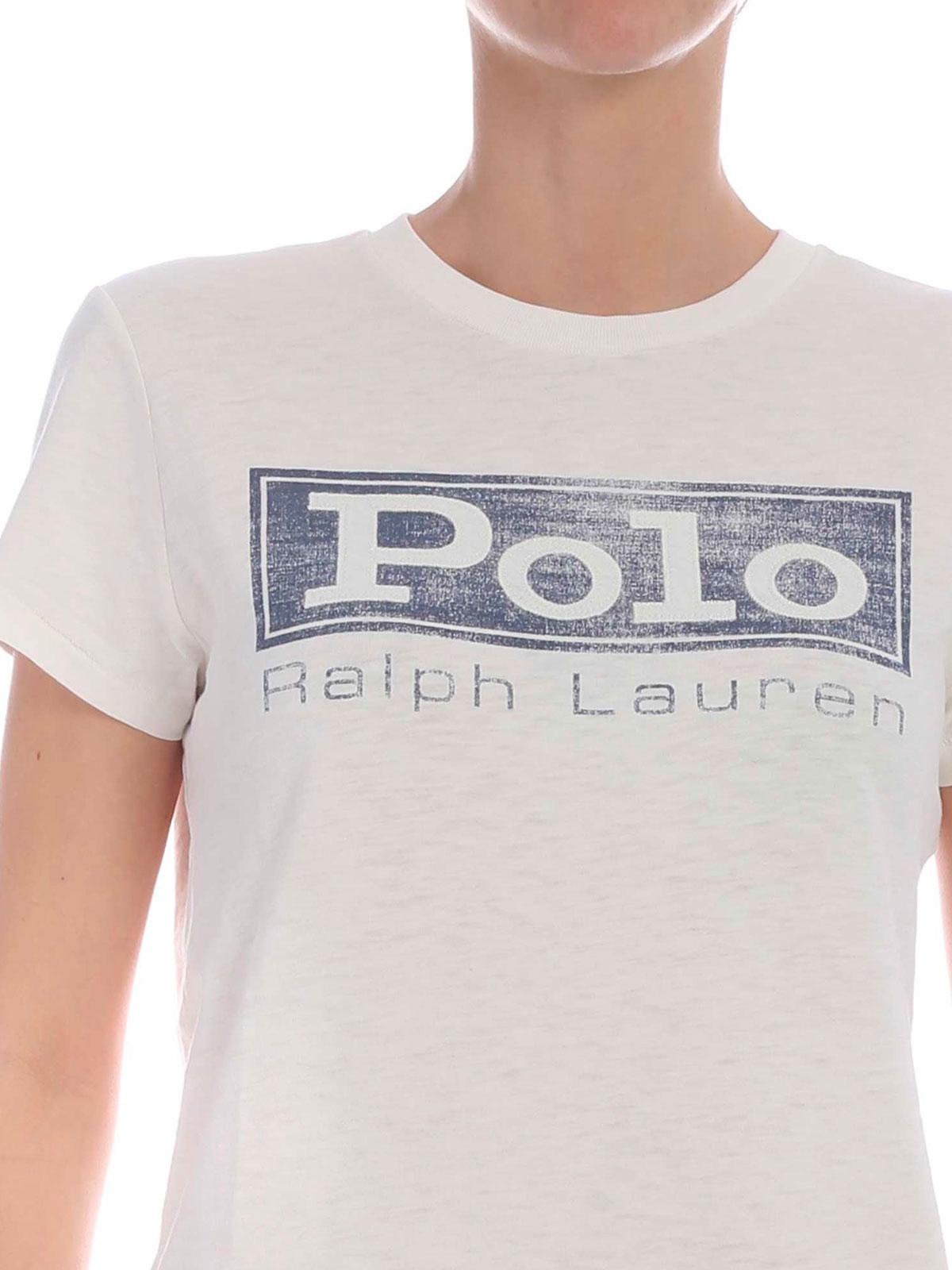 Picture of POLO RALPH LAUREN   Women's Vintage T-Shirt