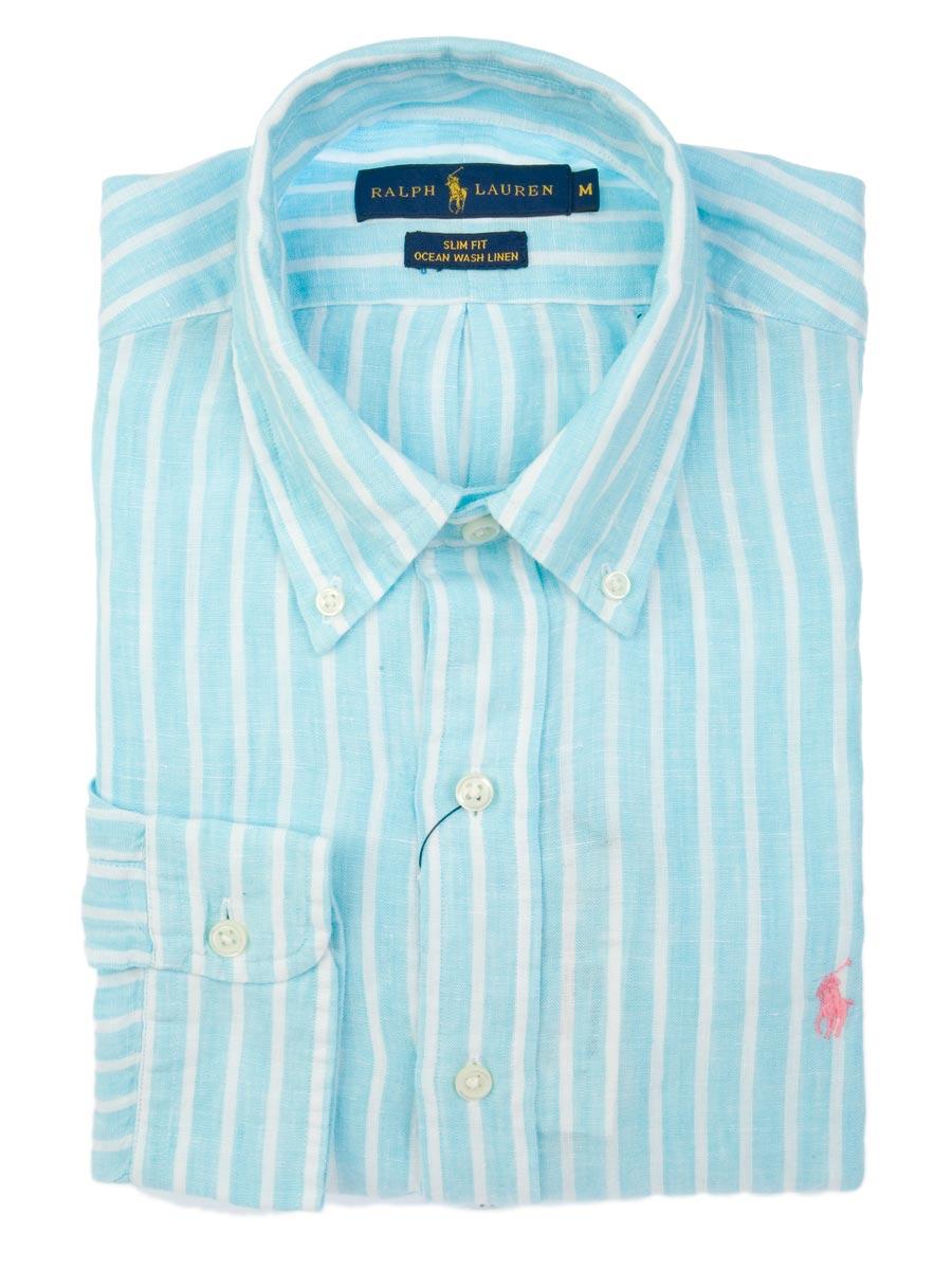 Picture of POLO RALPH LAUREN | Linen Dress Shirt
