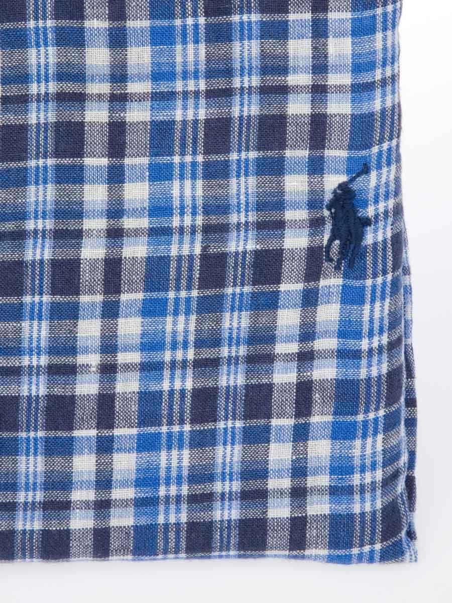 Picture of POLO RALPH LAUREN   Linen Dress Shirt
