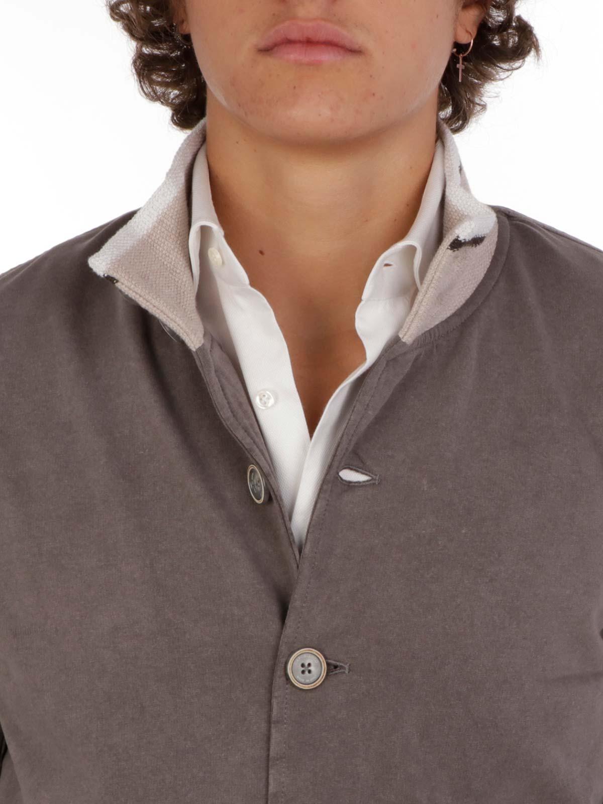 Picture of CAPOBIANCO | Men's Cotton Jacket