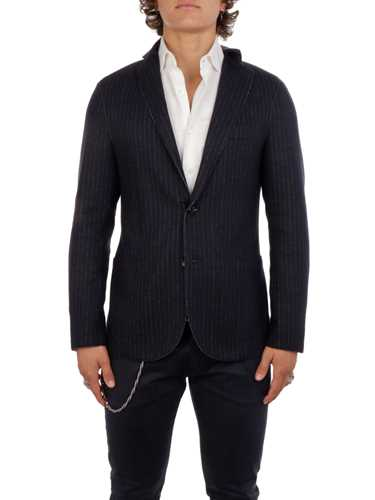 Picture of ELEVENTY | Men's Pinstriped Blazer
