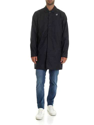 Picture of K-WAY | Men's Benoit Ripstop Marmotta Coat