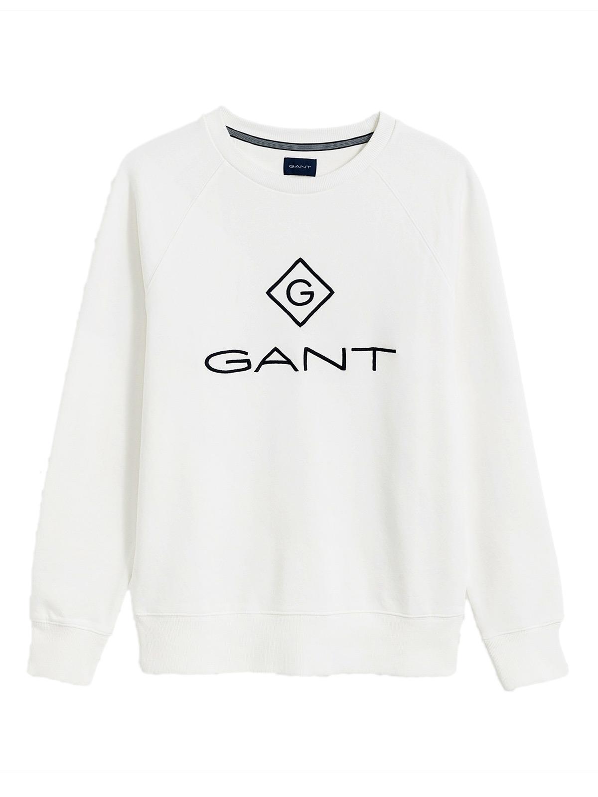 Picture of GANT | Men's Lock Up Crewneck Sweatshirt
