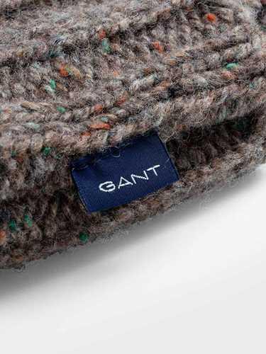 Picture of GANT | Men's Melange Wool Hat