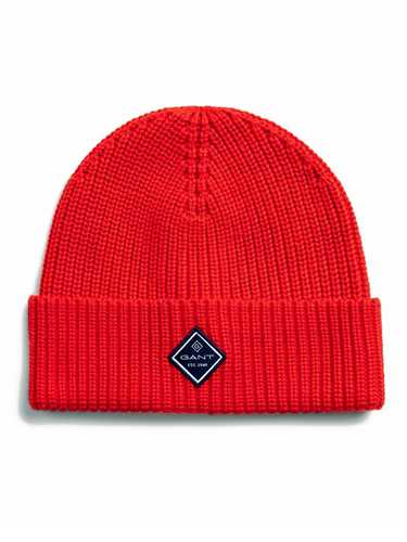 Picture of GANT | Men's Cotton Rib Knit Hat