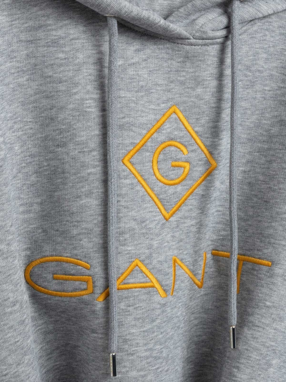 Picture of Gant | Felpe D1. Color Lock Up Hoodie