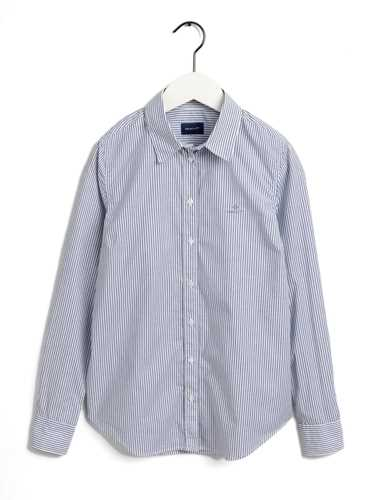 Picture of Gant | Shirts Banker Stripe Stretch Broadcloth