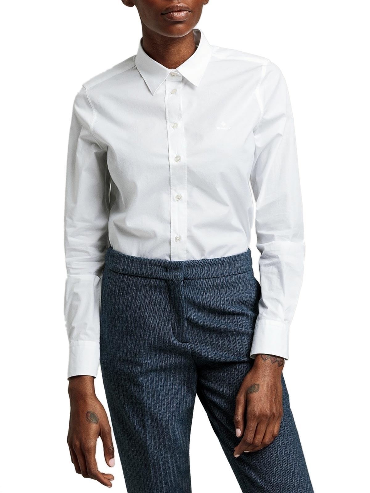 Immagine di Gant | Shirts Solid Stretch Broadcloth Shirt