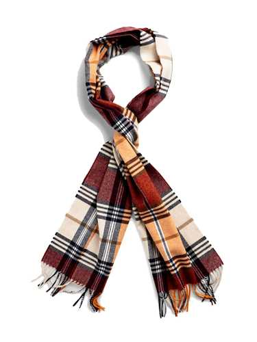 Immagine di GANT | SCARF D2. TWILL CHECKED WOOL SCARF
