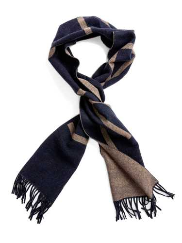 Picture of GANT | SCARF D1. LOGO WOOL SCARF