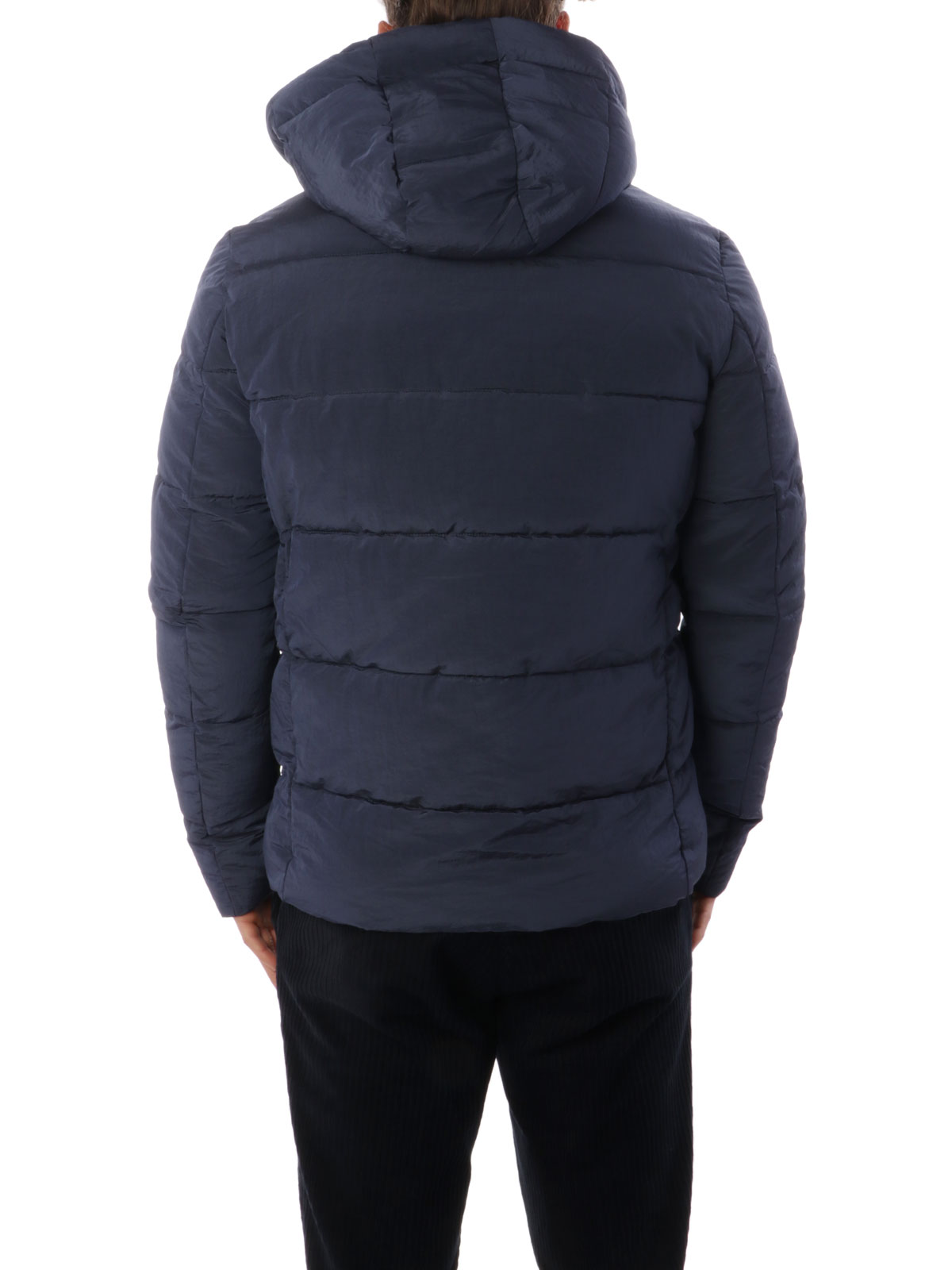 Picture of SAVE THE DUCK | Men's Double-Breasted Jacket D3453M