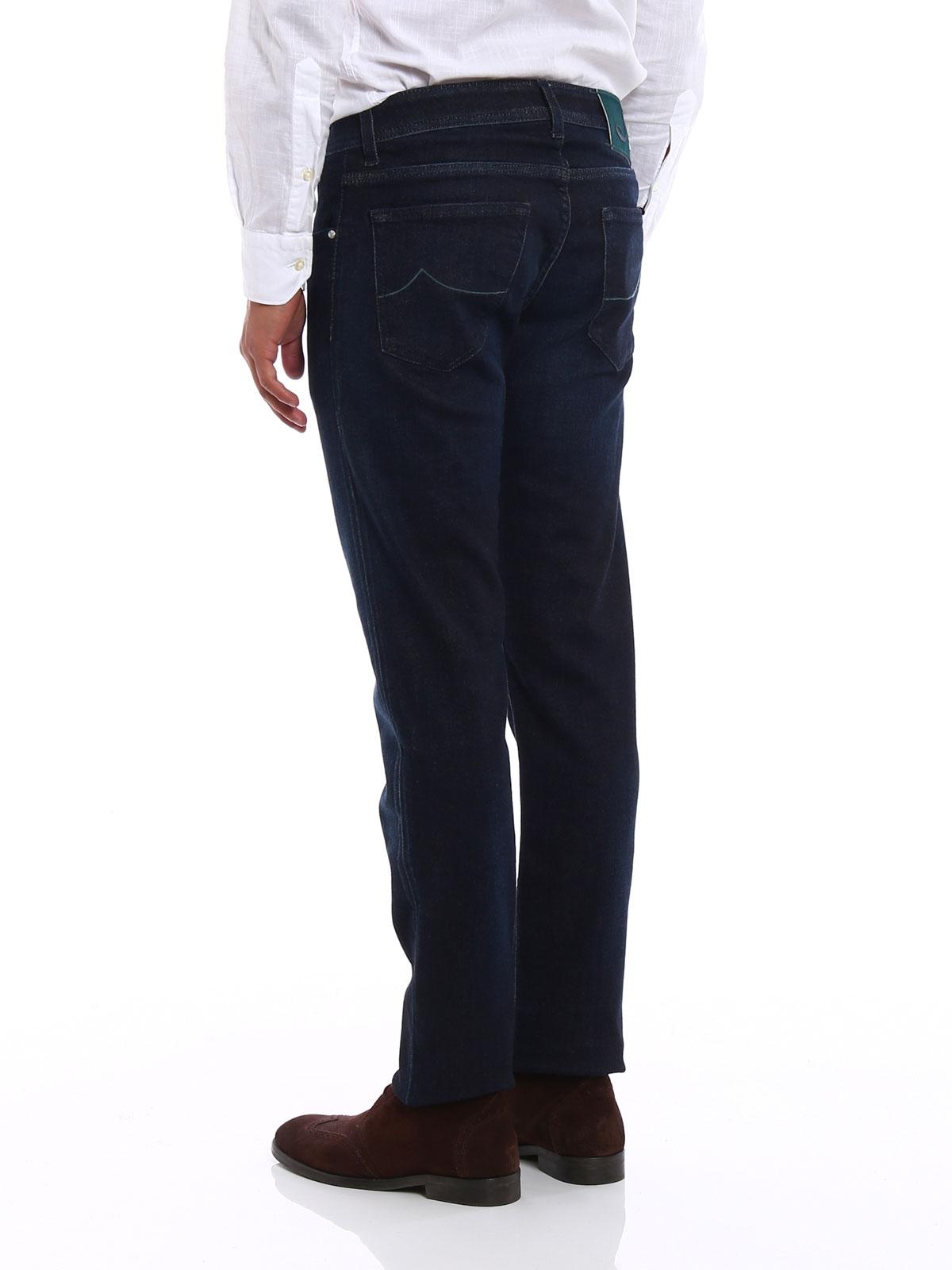 Picture of JACOB COHEN | Men's Stretch Cotton Jeans