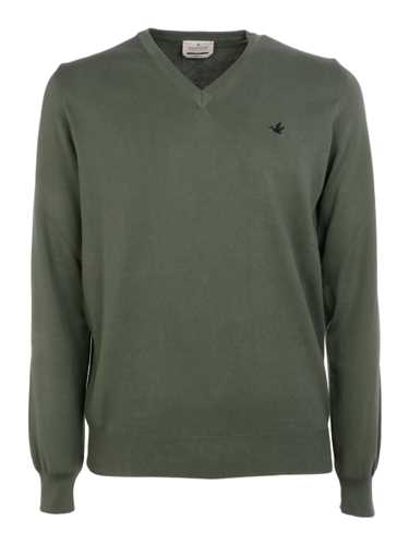 Picture of BROOKSFIELD | Men's V-Neck Cotton Sweater