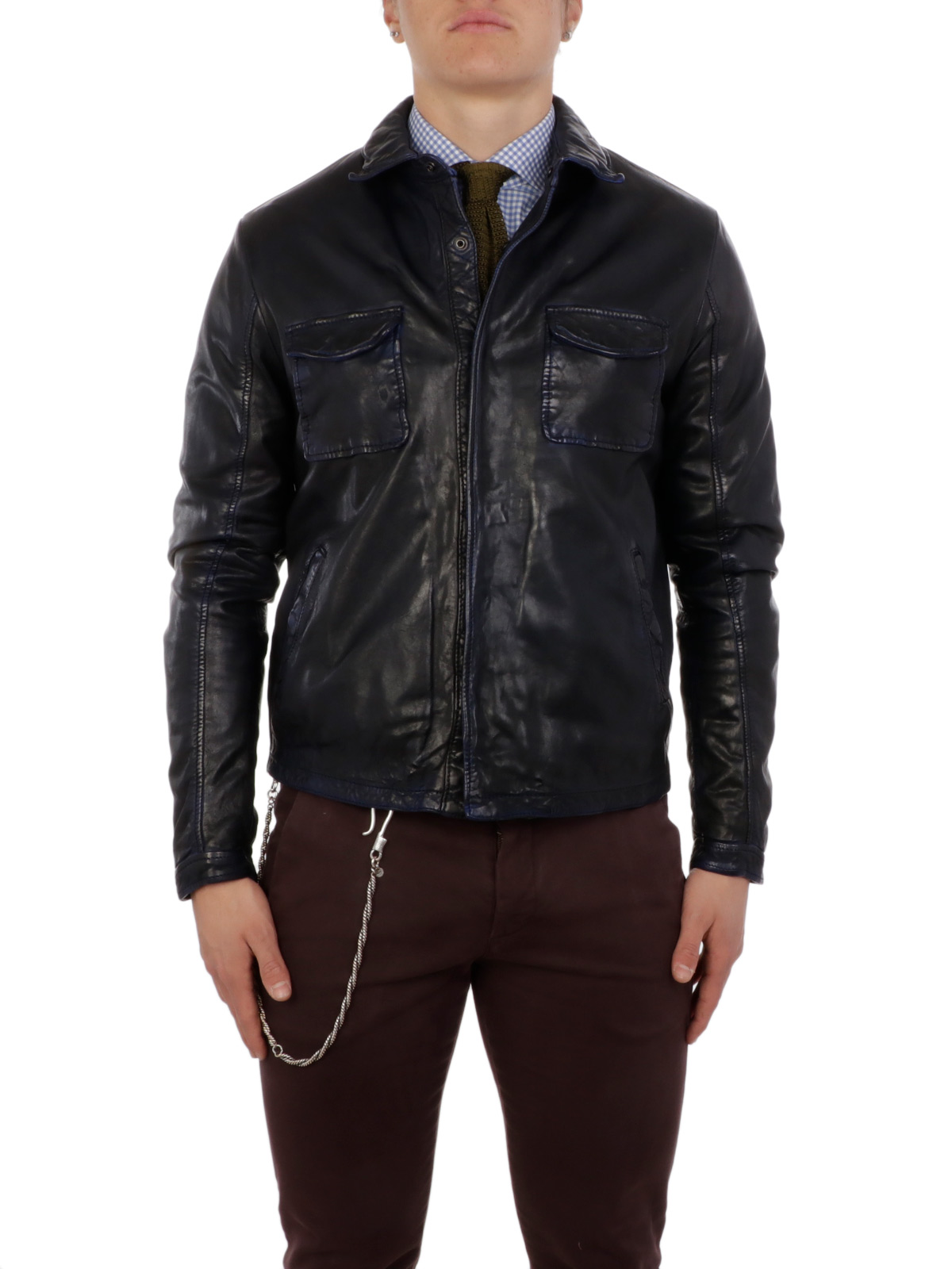 Immagine di THE JACK LEATHERS | Giacca in Pelle Ranger