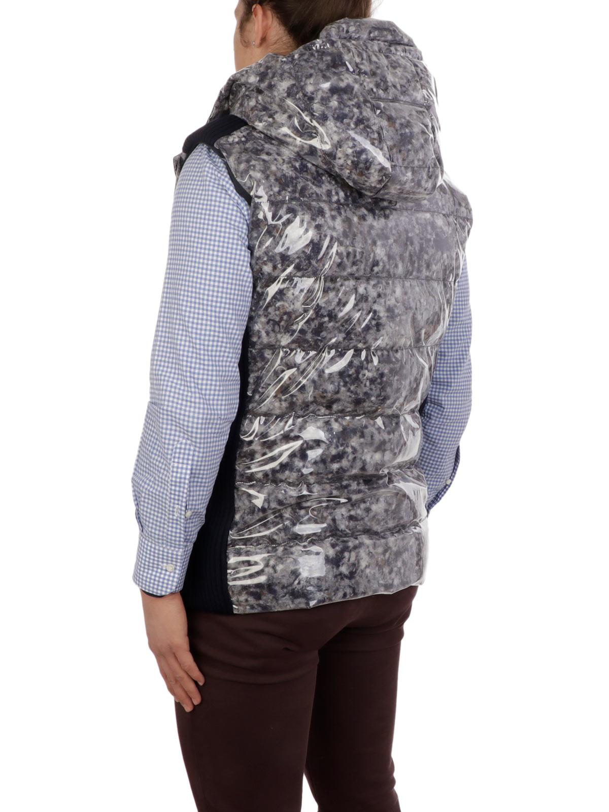 Picture of GOOSE TECH | Men's Transparent Padded Vest