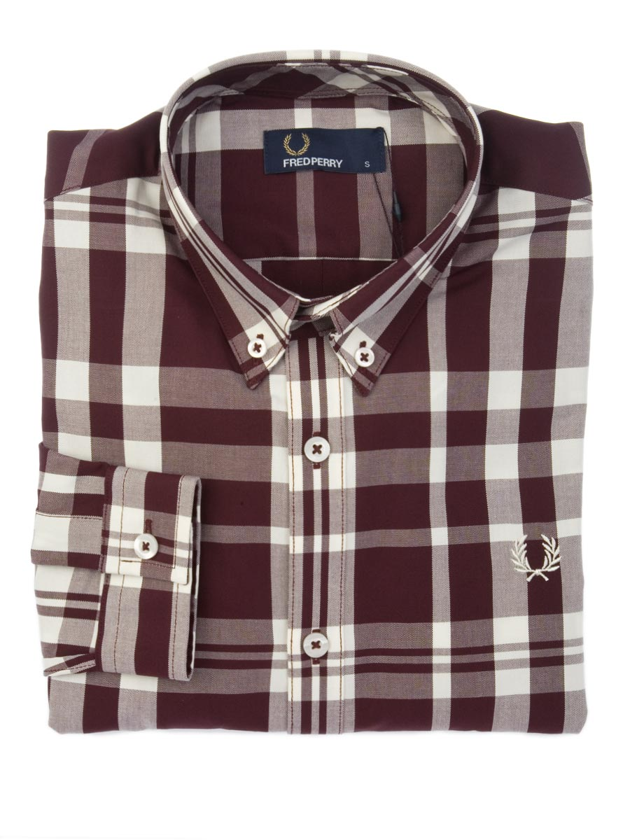 Immagine di FRED PERRY | Camicia a Quadri