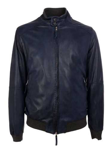 Picture of THE JACK LEATHERS | Men's Jason Zip Jacket