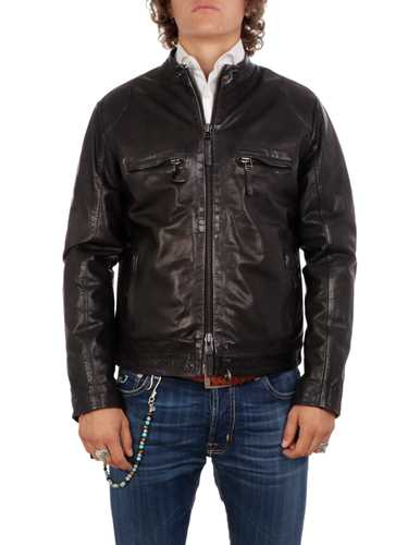 Picture of THE JACK LEATHERS | Men's Moreno Leather Jacket