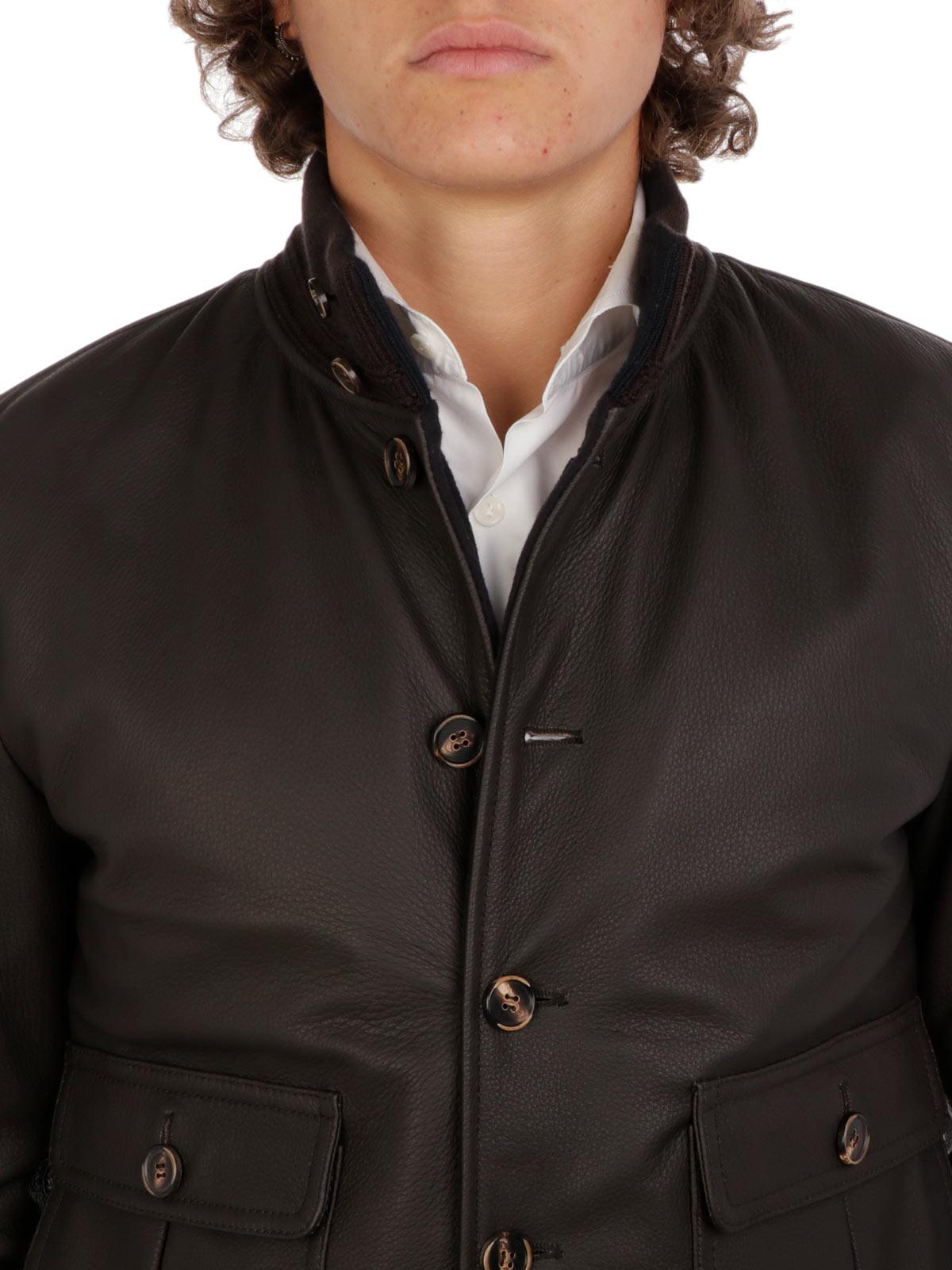 Picture of VALSTAR   Deer Valstarino Lined Jacket