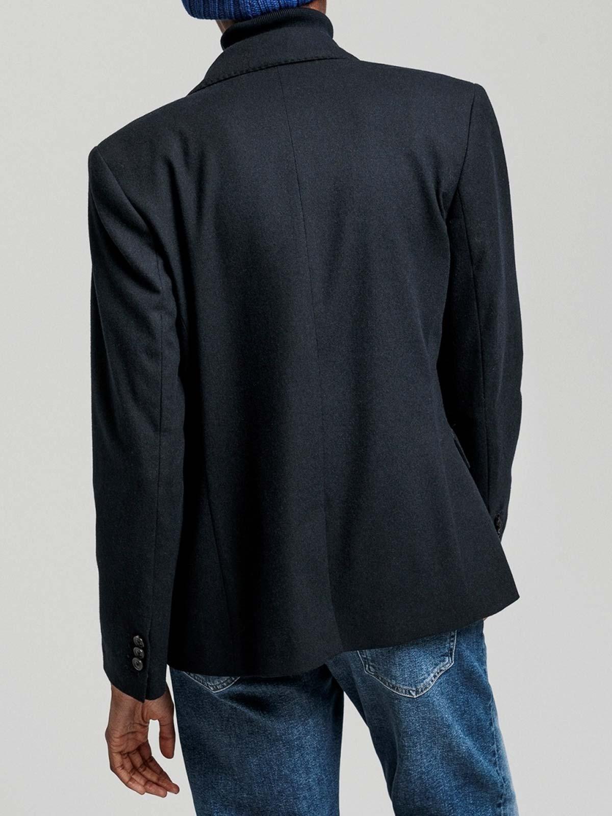 Picture of Gant | Giacche D1. Flannel Regular Blazer