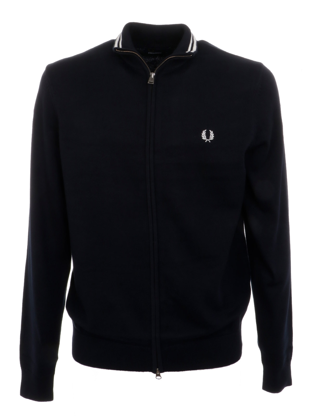 Picture of FRED PERRY | Men's Cotton Cardigan