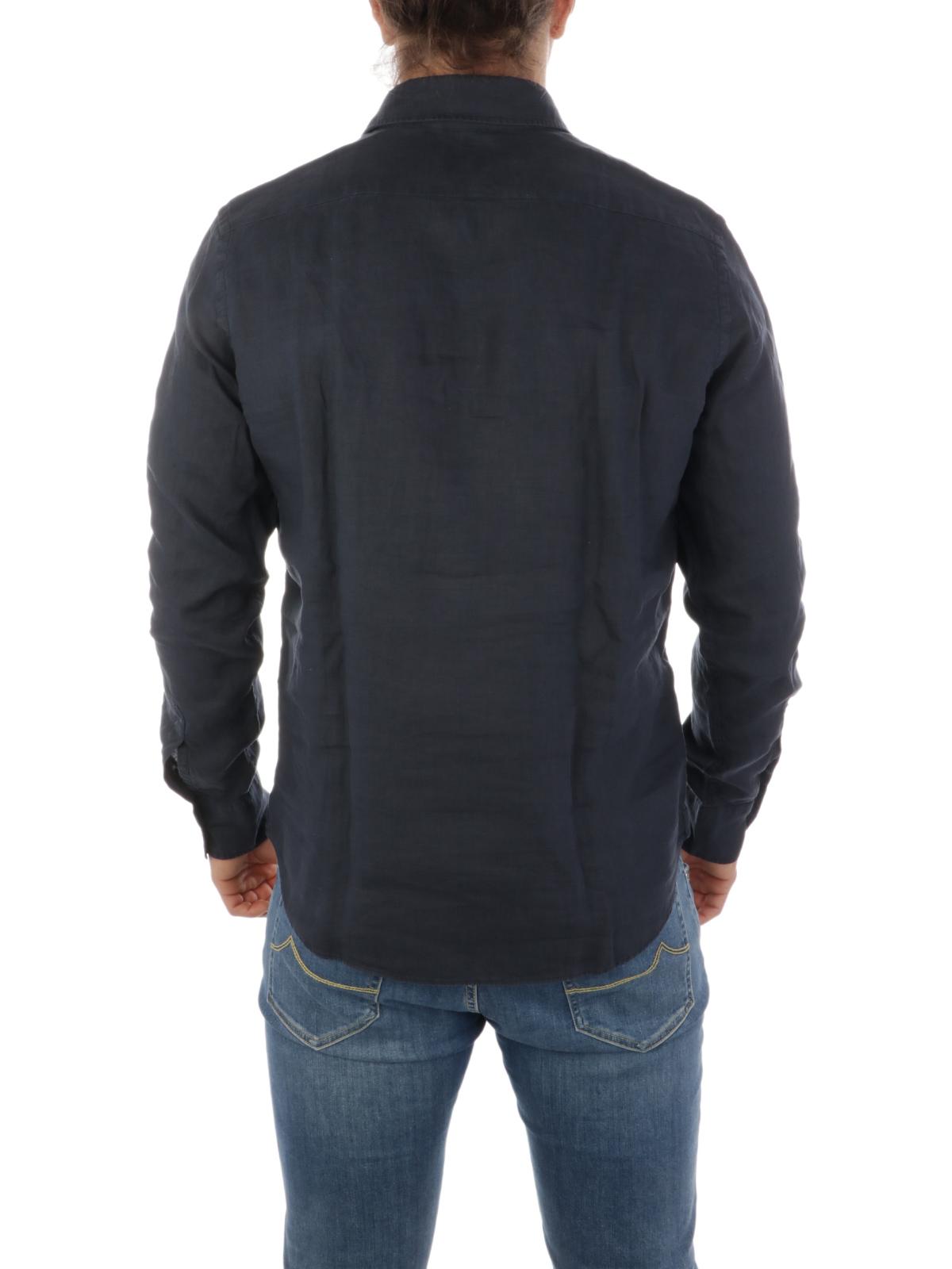 Immagine di ASPESI | Camicia Uomo in Lino 3 Bottoni