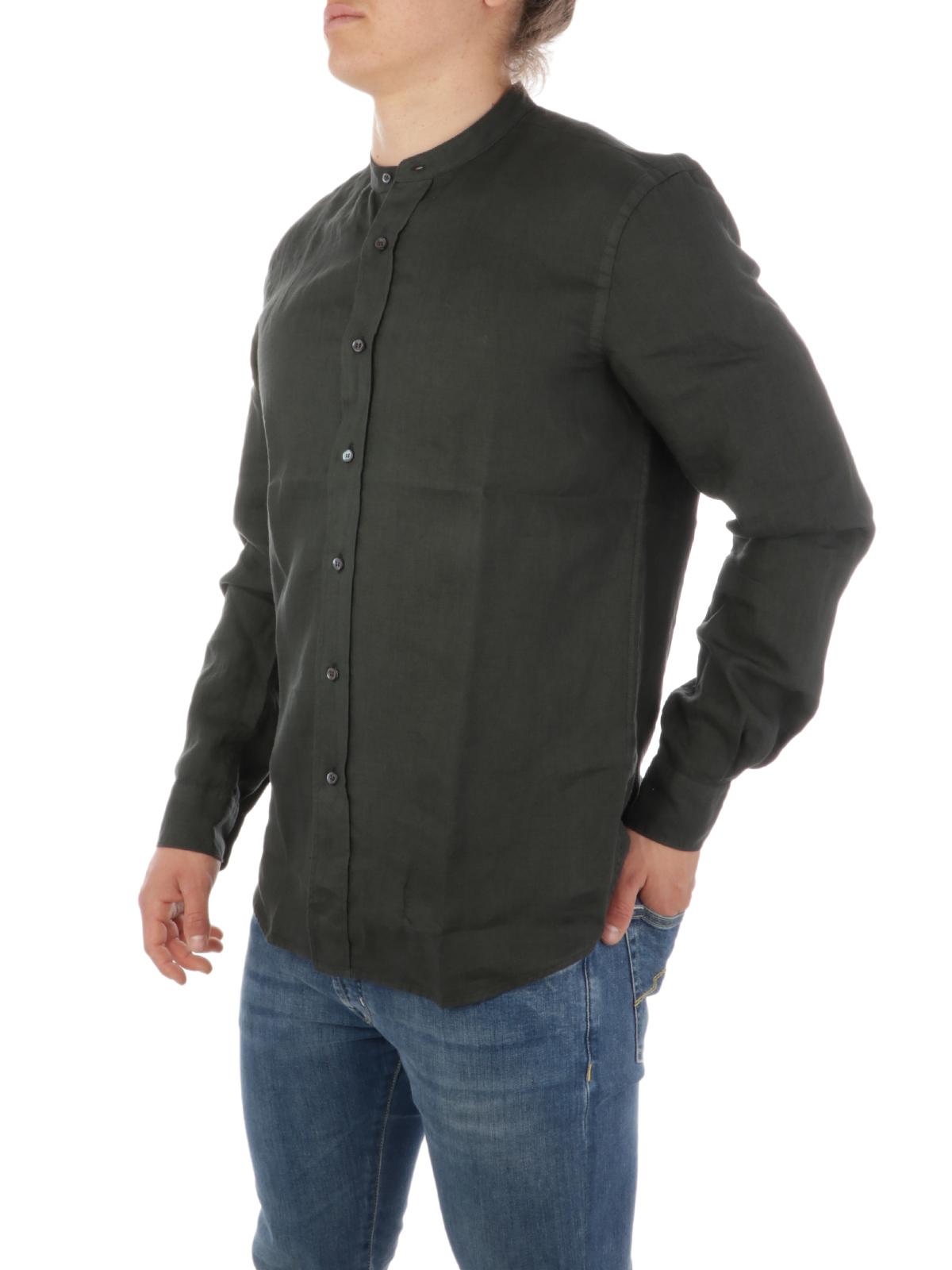 Picture of ASPESI | Men's Bruce Linen Shirt