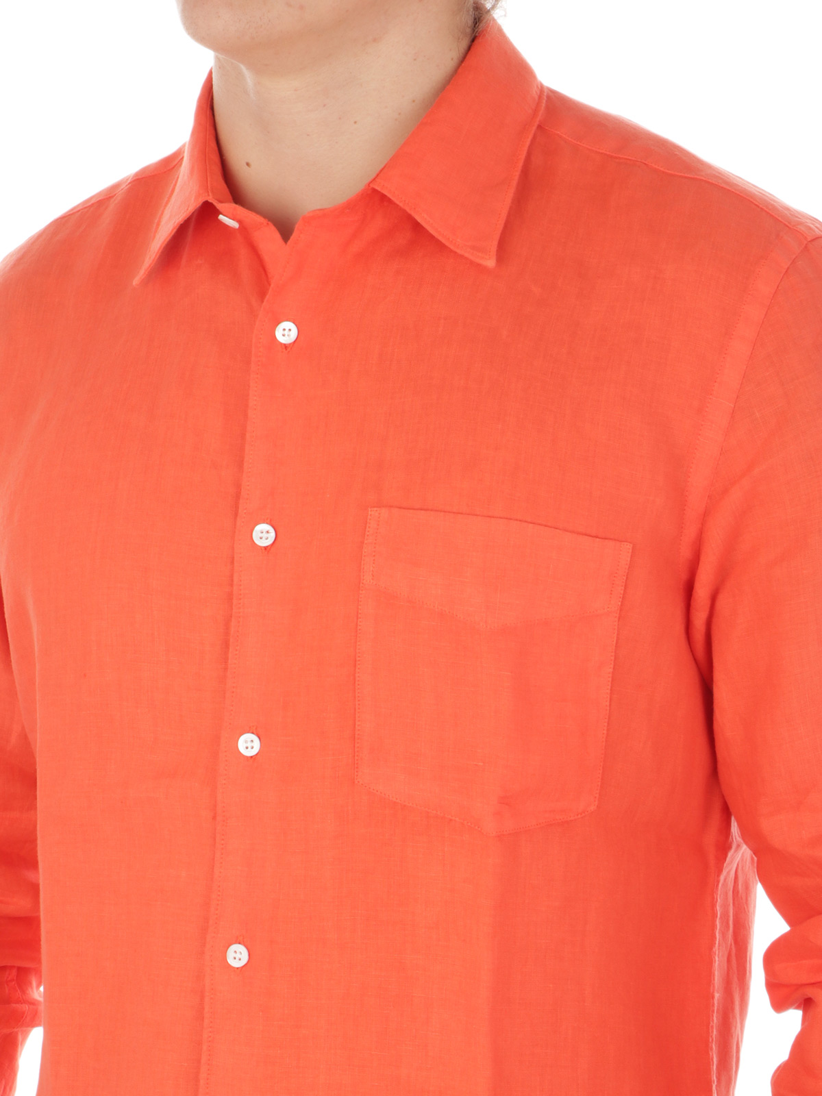 Immagine di ASPESI | Camicia Uomo Mod. Sedici in Lino