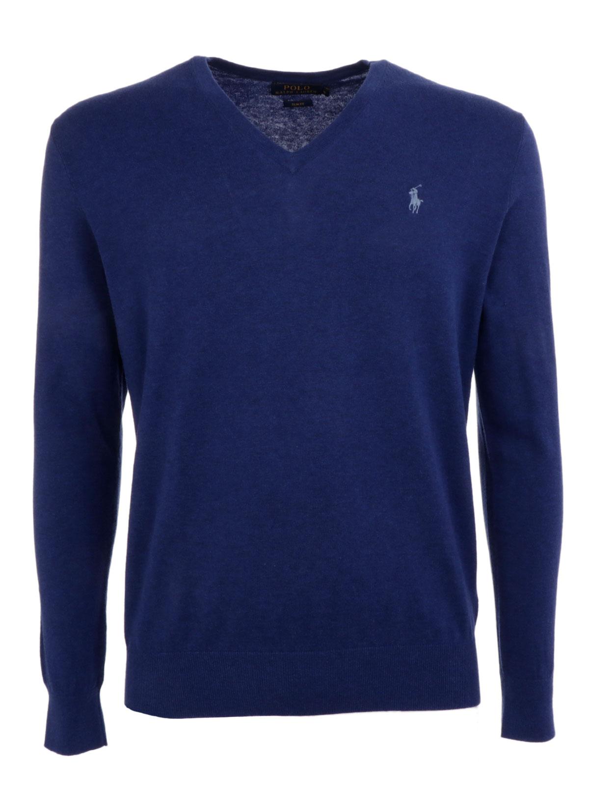 Picture of POLO RALPH LAUREN   Men's Cotton Blend Sweater
