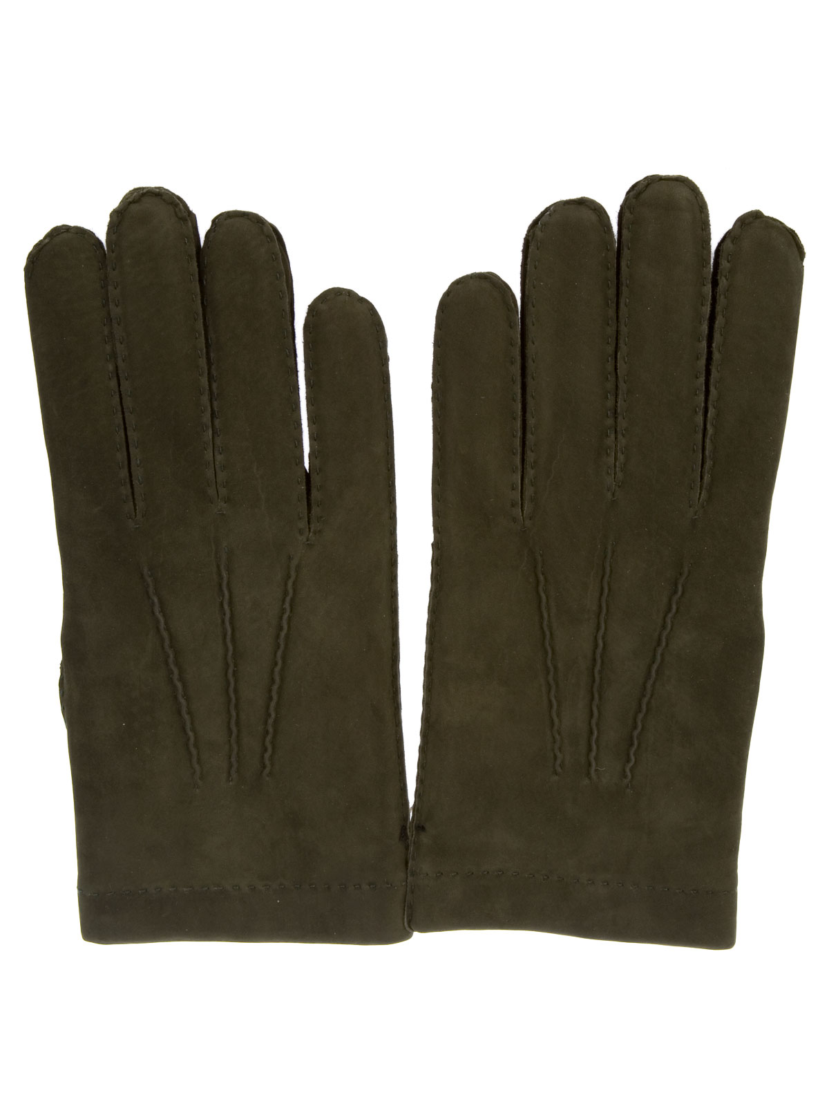 Picture of MEROLA | Suede and Cashmere Gloves