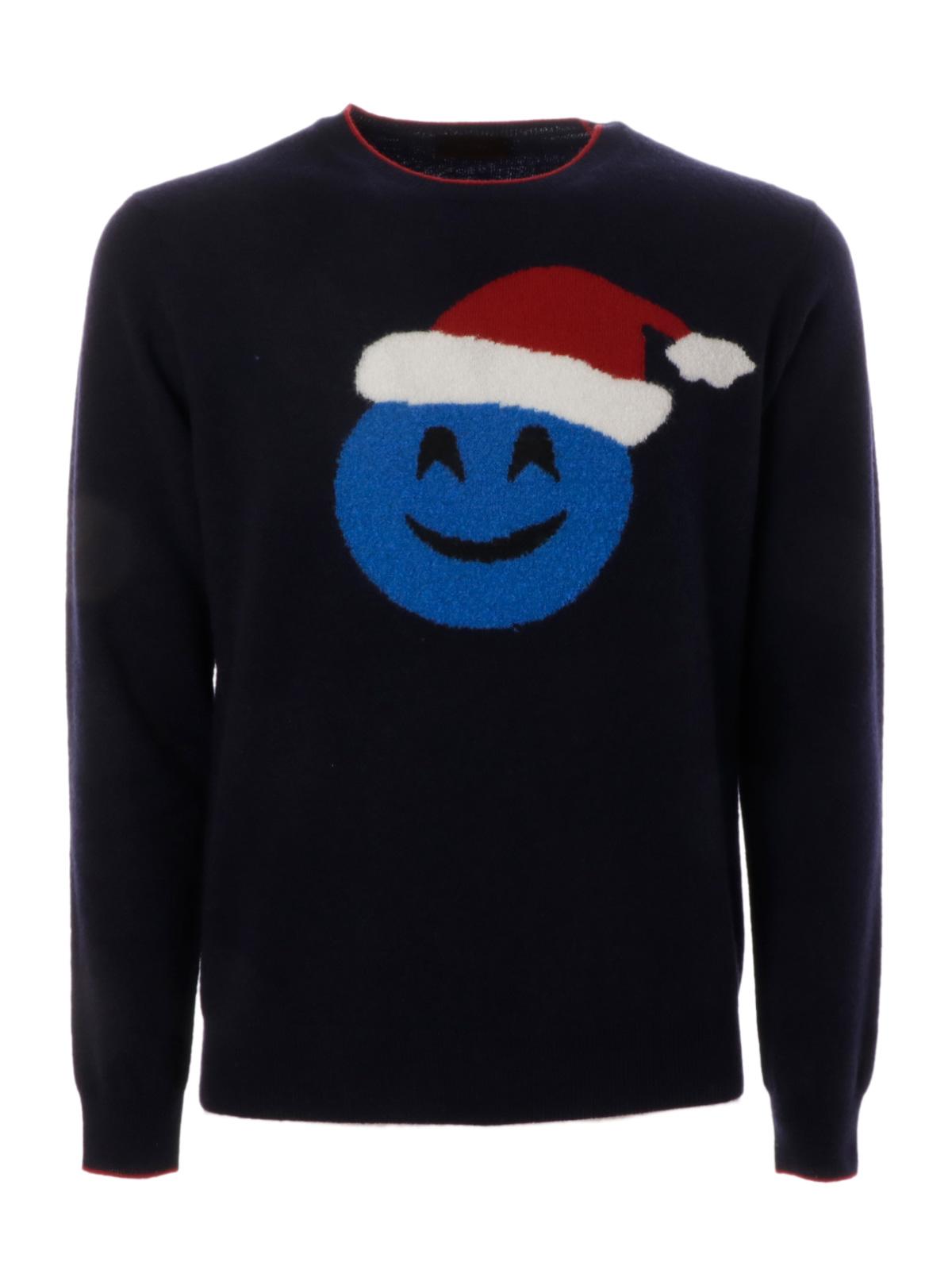Picture of ALTEA | Men's Christmas Smile Sweater