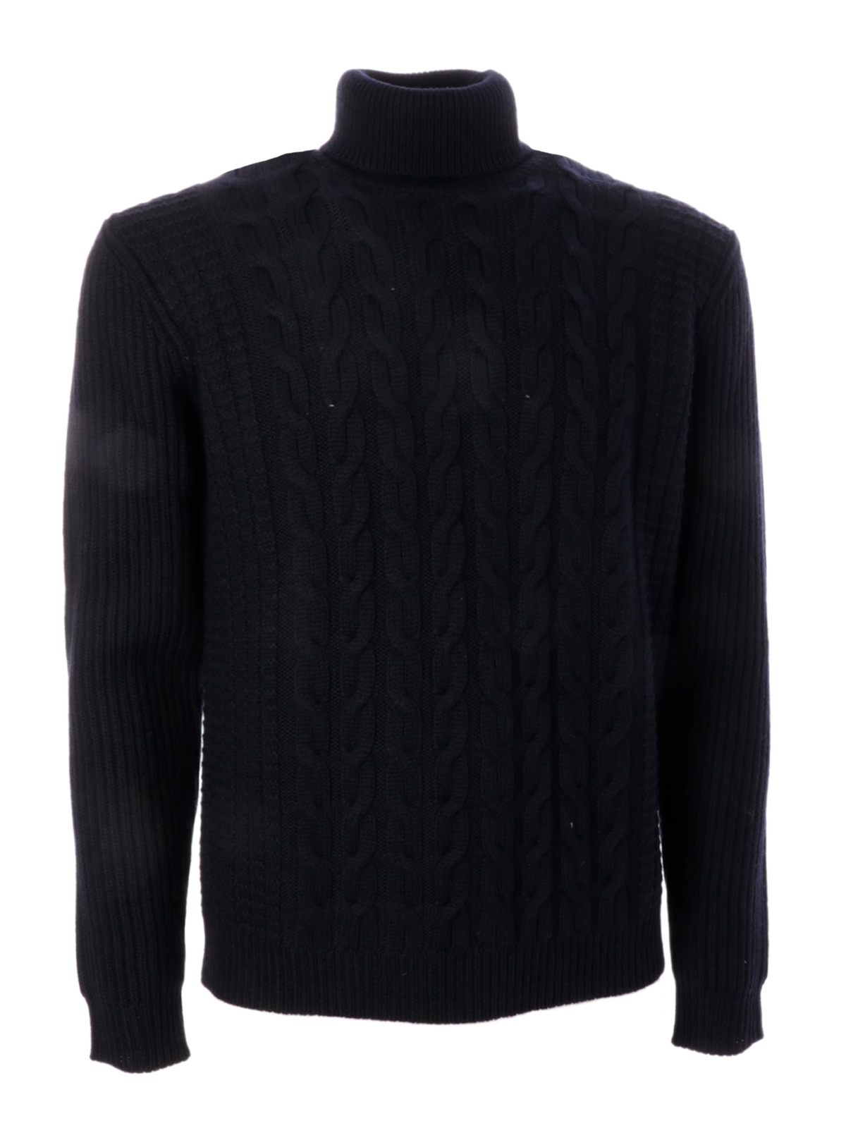 Picture of ALTEA | Men's Turtleneck Cable Sweater