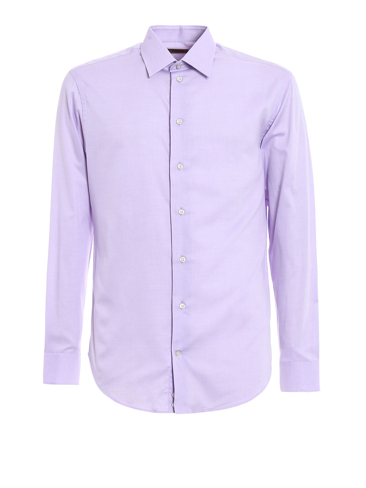 Picture of ARMANI | Camicie Camicia in cotone modern fit
