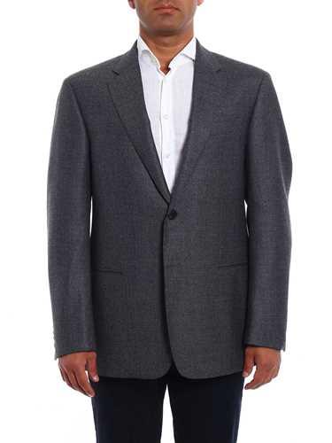 Picture of ARMANI COLLEZIONI | Giacche Giacca in lana e cashmere jacquard