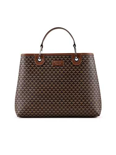 Picture of EMPORIO ARMANI | Women's Shopper Bag with Logo