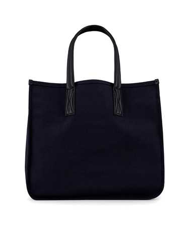 Picture of EMPORIO ARMANI | Men's Canvas Shopper