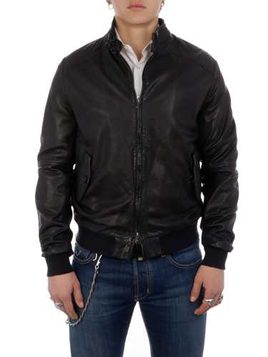 Picture of ALTEA | Men's Leather Jacket