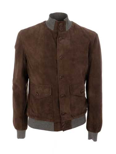 Picture of THE JACK LEATHERS | Suede Jacket