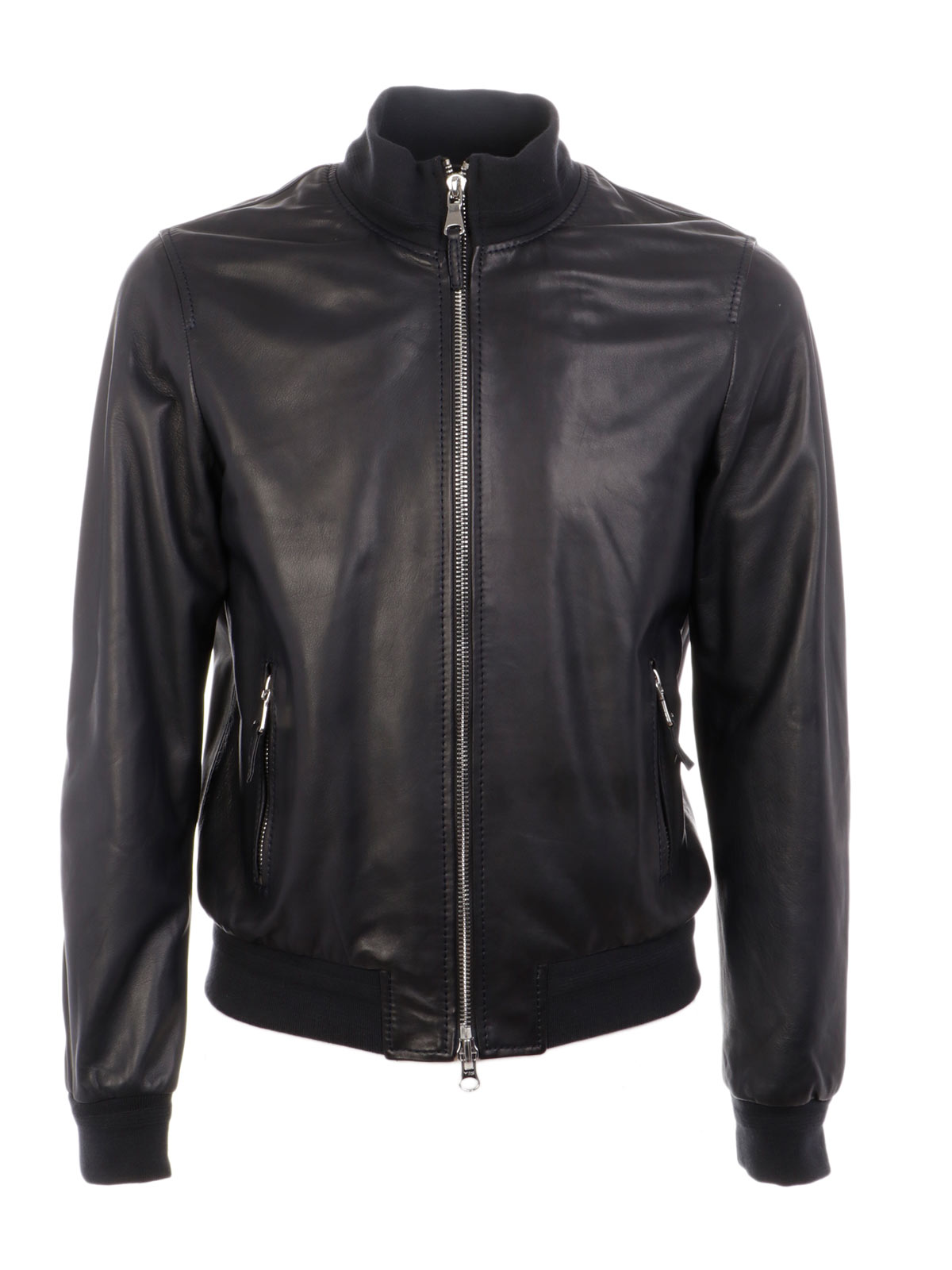 Picture of THE JACK LEATHERS | Derek Rib Jacket