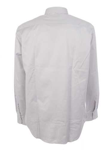 Picture of EMPORIO ARMANI | Men's Twill Cotton Shirt