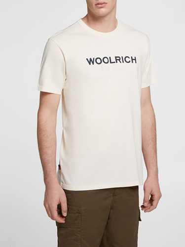 Picture of WOOLRICH | Men's Logo T-Shirt