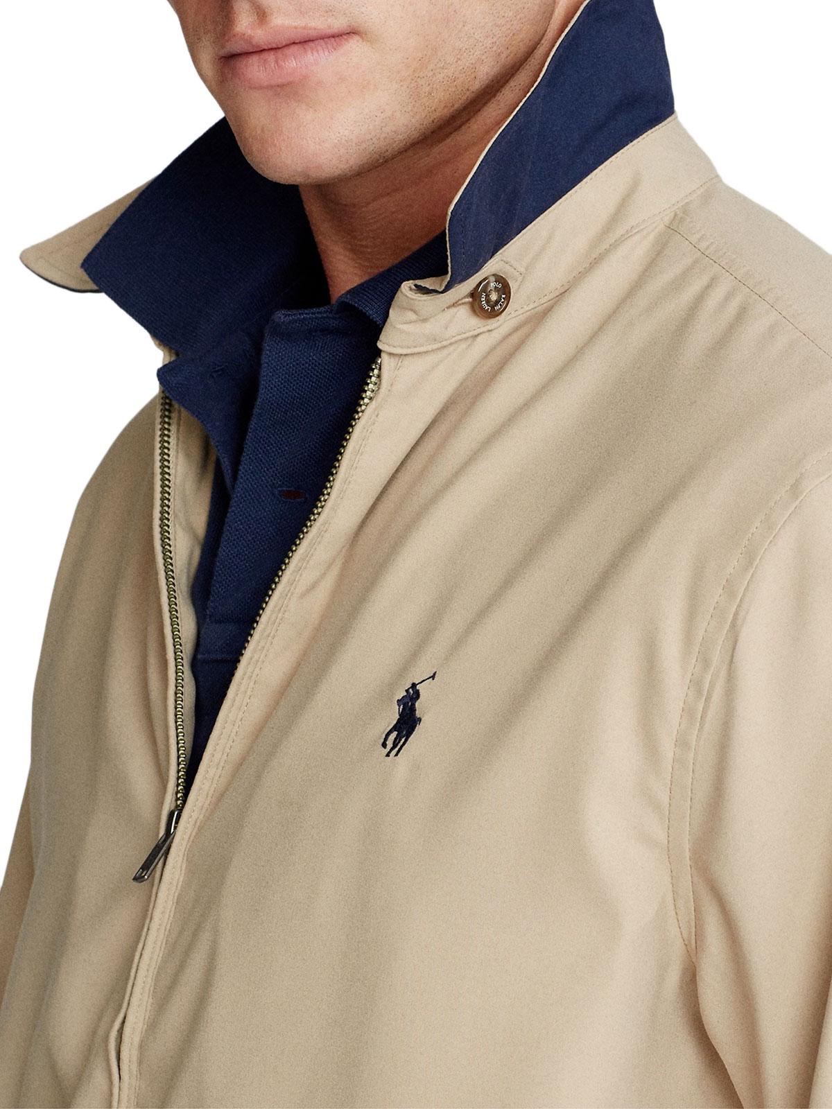 Picture of POLO RALPH LAUREN | Men's Harrington Jacket