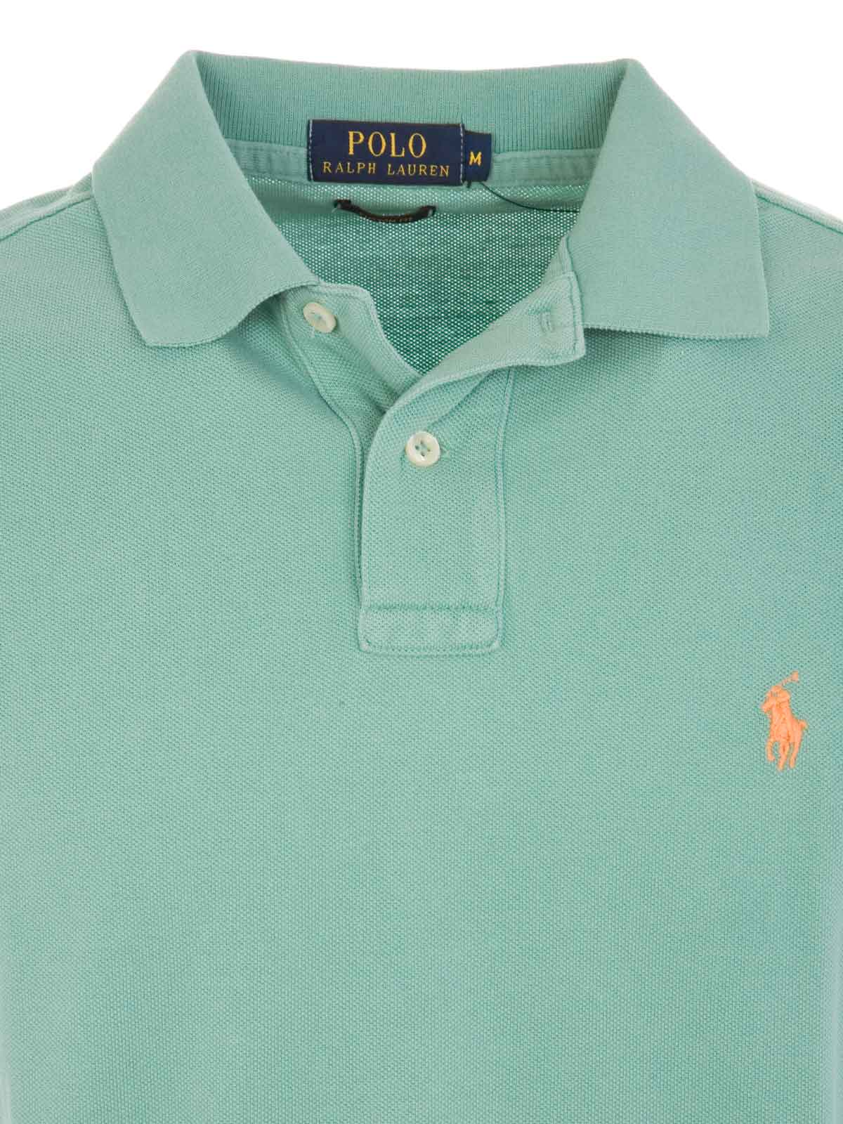 Picture of POLO RALPH LAUREN | Men's Custom Fit Polo Shirt