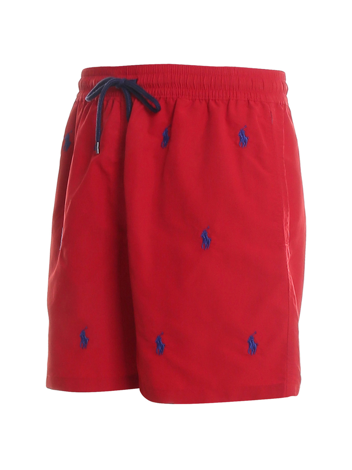 Picture of POLO RALPH LAUREN | Men's Embroidered Swim Shorts