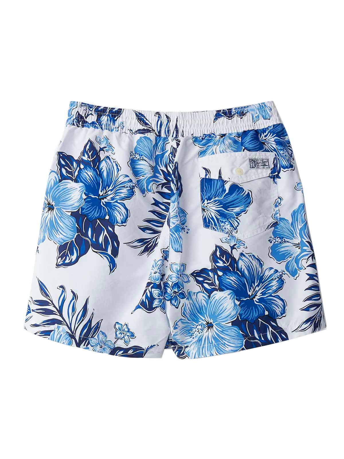 Picture of POLO RALPH LAUREN   Men's Floral Swim Shorts